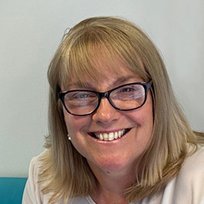 Linda Buckingham, Administration Assistant BSPB
