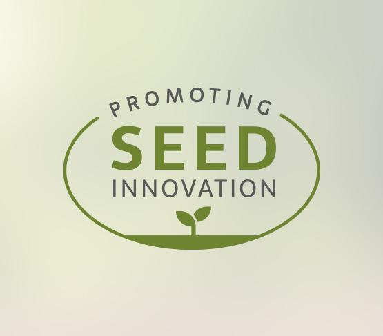 promoting seed innovation logo